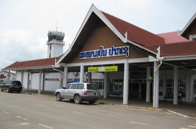 Pakse International Airport - by Lonely Planet